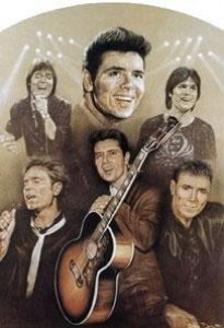 Cliff Richard - Once In Every Lifetime - Mounted