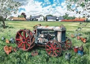 fordson f at lindsell hall - print