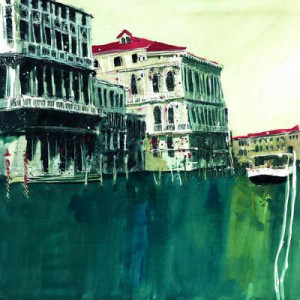 Colours Of Venice II - Mounted