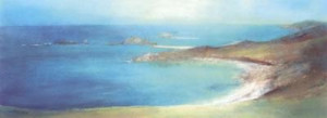 coastal waters ii-scilly isles - mounted