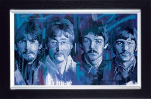 the beatles - board only