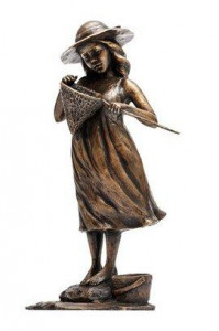 Childhood Reverie - Bronze