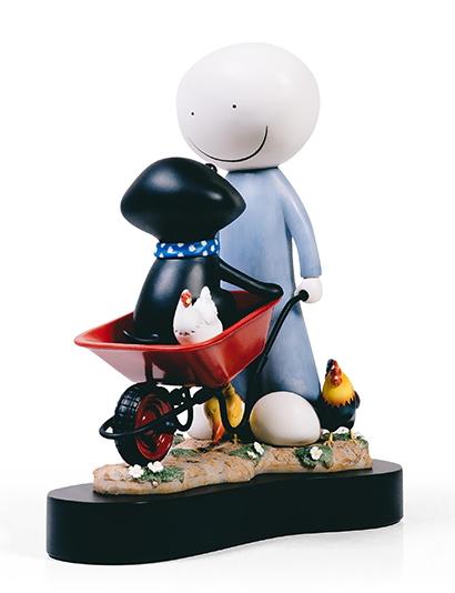 Daisy Trail - Sculpture