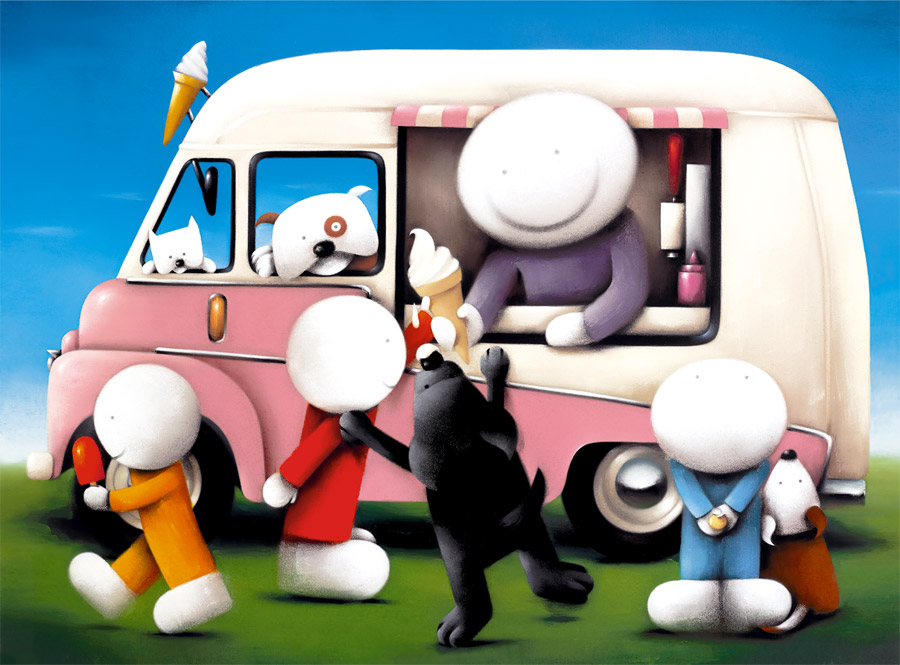 Summer Time by Doug Hyde
