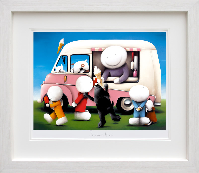 Summer Time - Framed by Doug Hyde
