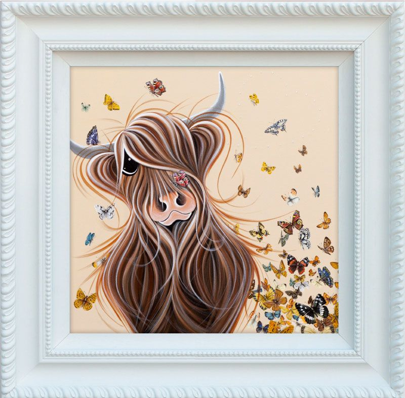 Is That A Butterfly On My Nose by Jennifer Hogwood