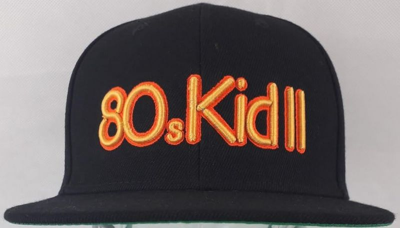 80's Kid II Baseball Cap by Paul Oz
