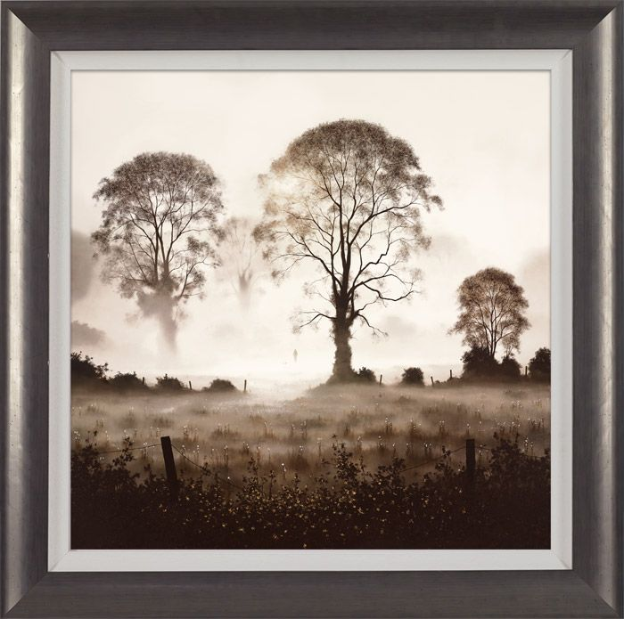 A Day To Day Dream - Framed by John Waterhouse