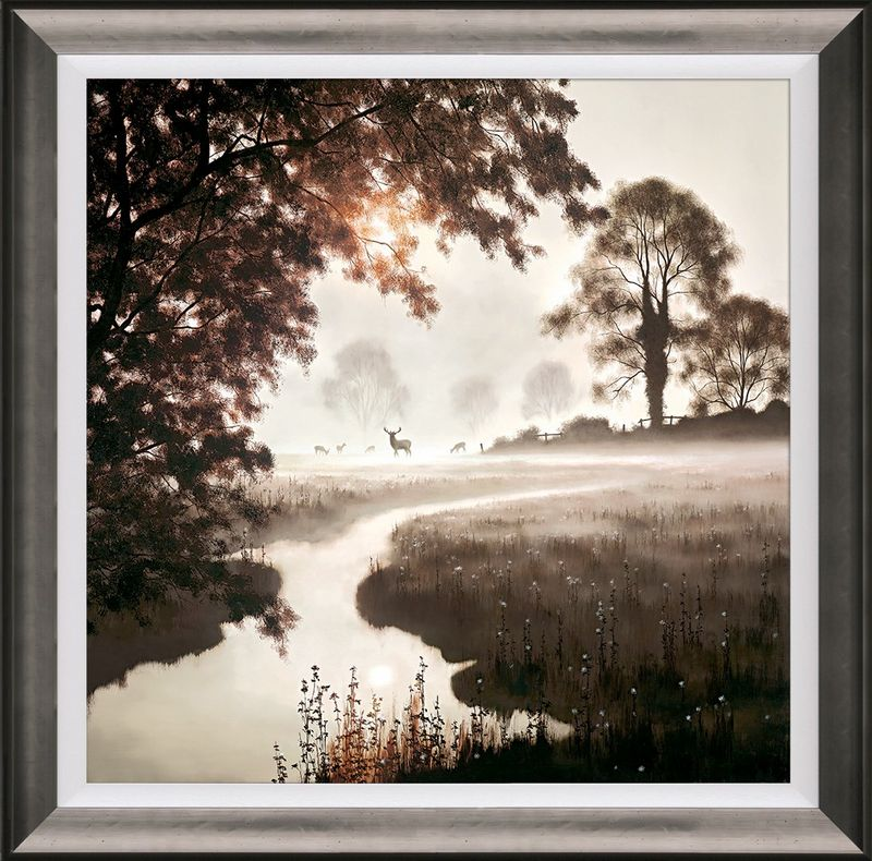 A Moment In Time - Framed by John Waterhouse