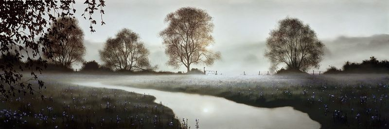 A Place To Dream by John Waterhouse