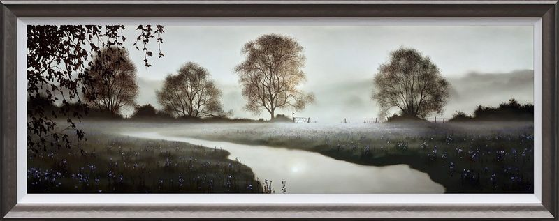 A Place To Dream - Framed by John Waterhouse