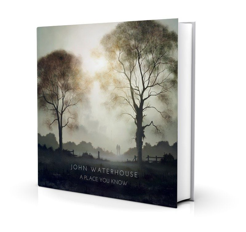 A Place You Know - Open Edition Book