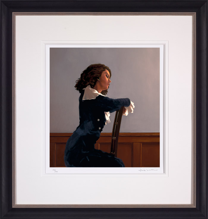 Afternoon Reverie - Framed by Jack Vettriano