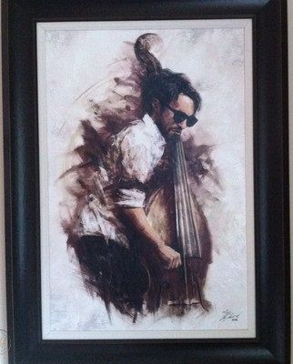 All That Jazz - Framed by Remi Labarre