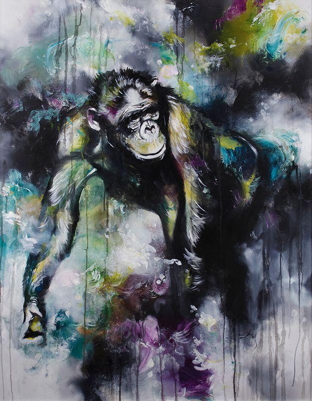 Alpha  by Katy Jade Dobson