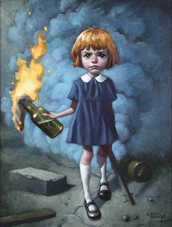 And I'm Never Going To Dance To A Different Song - Canvas - Framed by Craig Davison