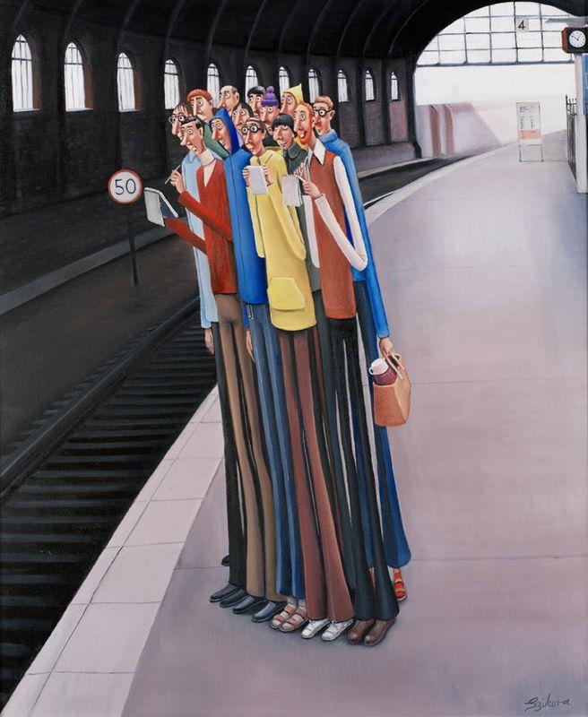 Anoraks United by Sarah Jane Szikora