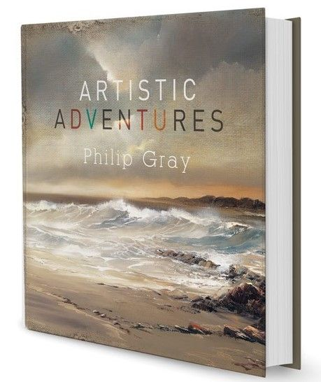 Artistic Adventures - Book by Philip Gray