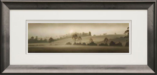As The Sun Comes Up - Framed by John Waterhouse