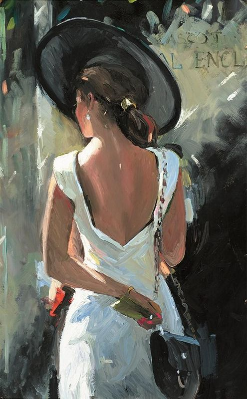 Ascot Belle I - Board Only by Sherree Valentine Daines