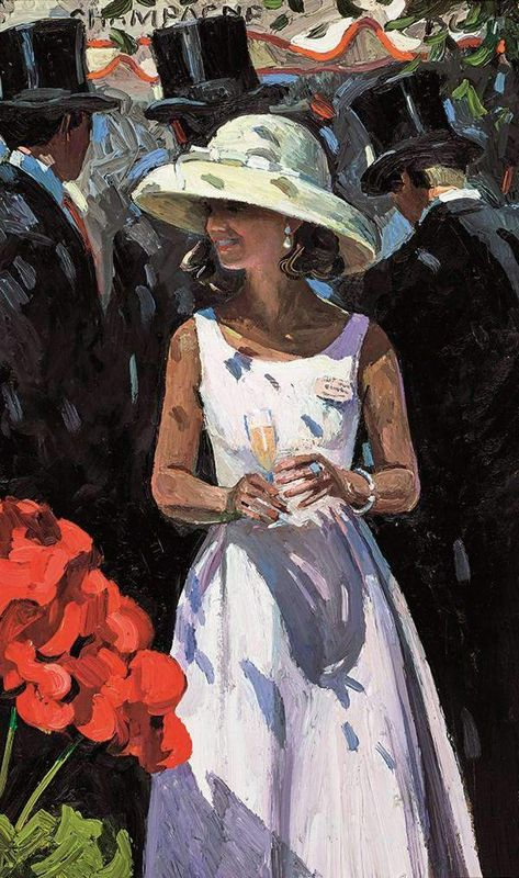 Ascot Belle by Sherree Valentine Daines