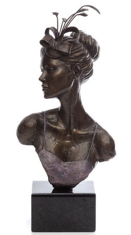 Ascot Vision - Bronze by Sherree Valentine Daines
