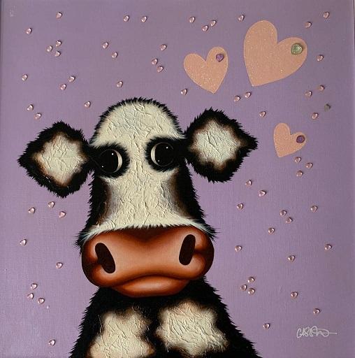Baby Love - Original by Caroline Shotton