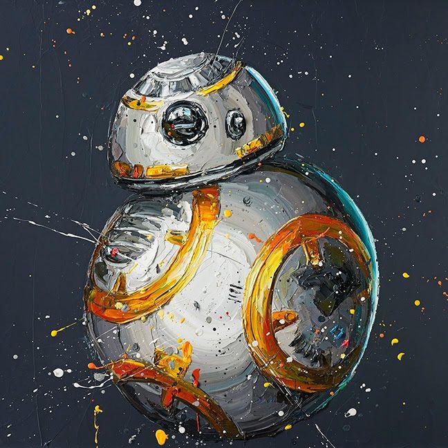 BB-8 by Paul Oz