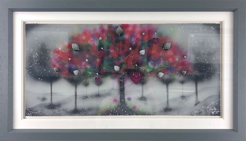 Be Different - Deluxe - Framed by Kealey Farmer