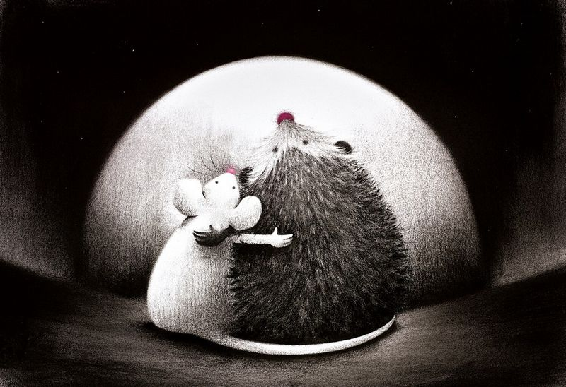 Best Friends by Doug Hyde