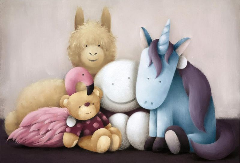 Best Friends Forever by Doug Hyde