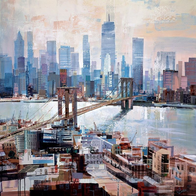 Big City Blues by Tom Butler