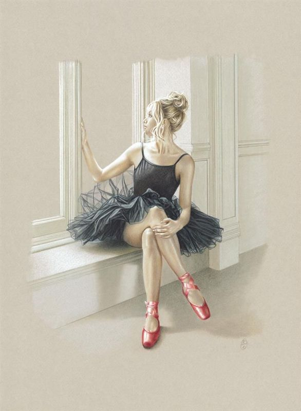 Black Swan by Kay Boyce