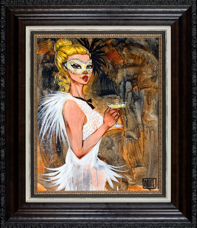 Black Tie Optional - Framed by Todd White