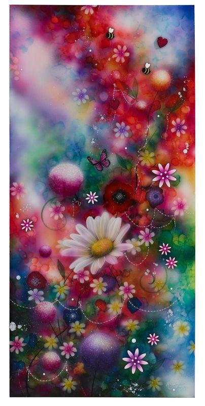 Bloom - Original - Framed by Kealey Farmer