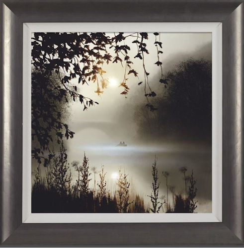 Breathing Space - Framed by John Waterhouse