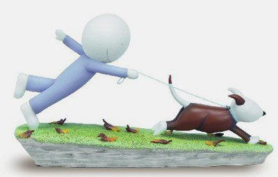 Catch Me If You Can - Sculpture  by Doug Hyde