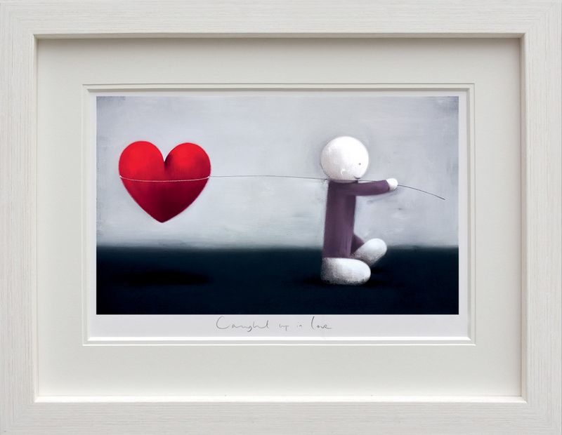 Caught Up In Love - Framed by Doug Hyde