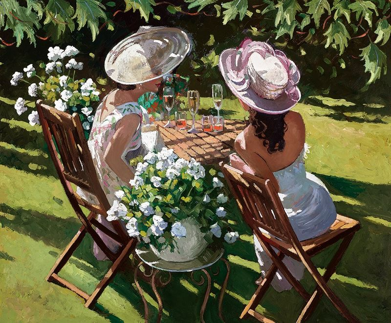 Champagne Celebration - Board Only by Sherree Valentine Daines
