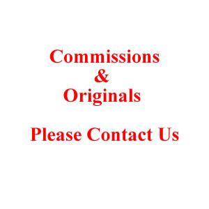 Commissions And Originals