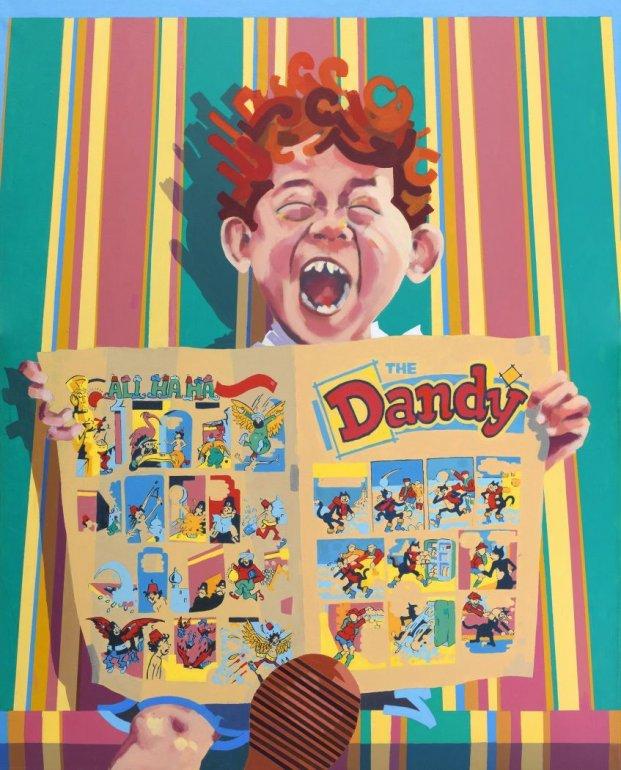 Dandy by Frank Harwood