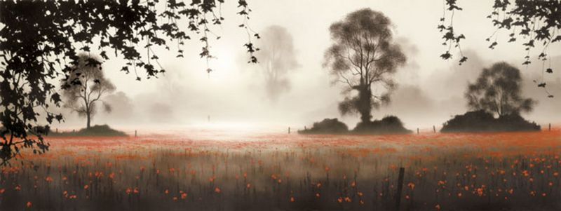 Dawn Memories by John Waterhouse