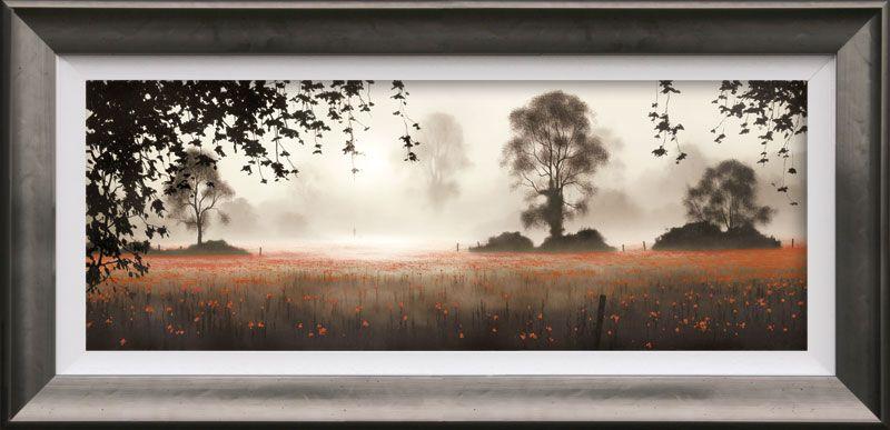 Dawn Memories - Framed by John Waterhouse