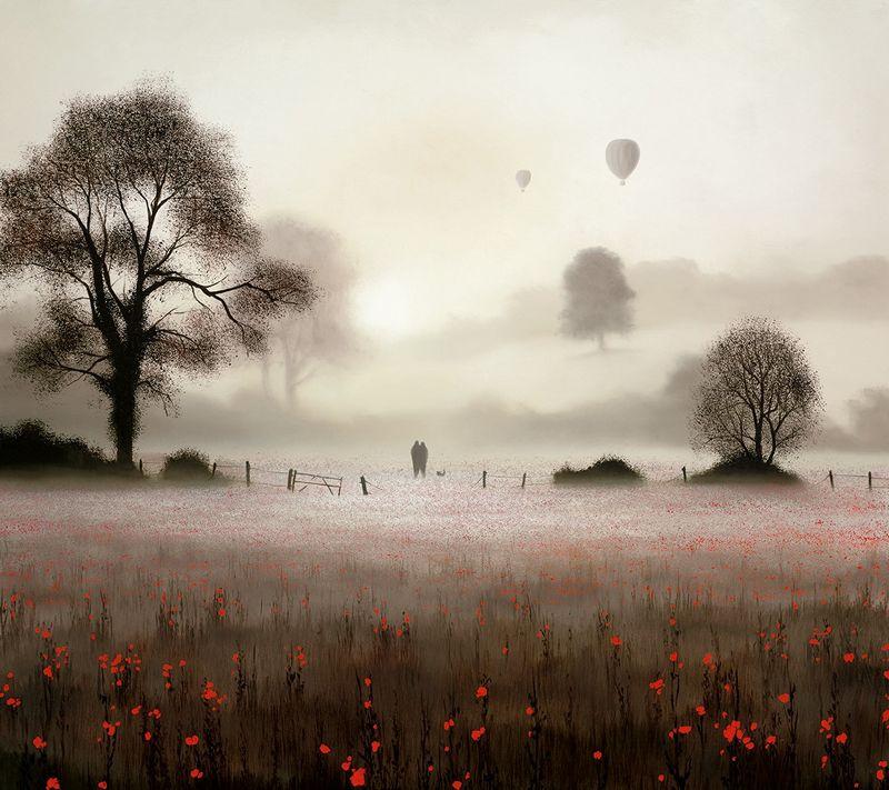 Dawn Voyagers by John Waterhouse