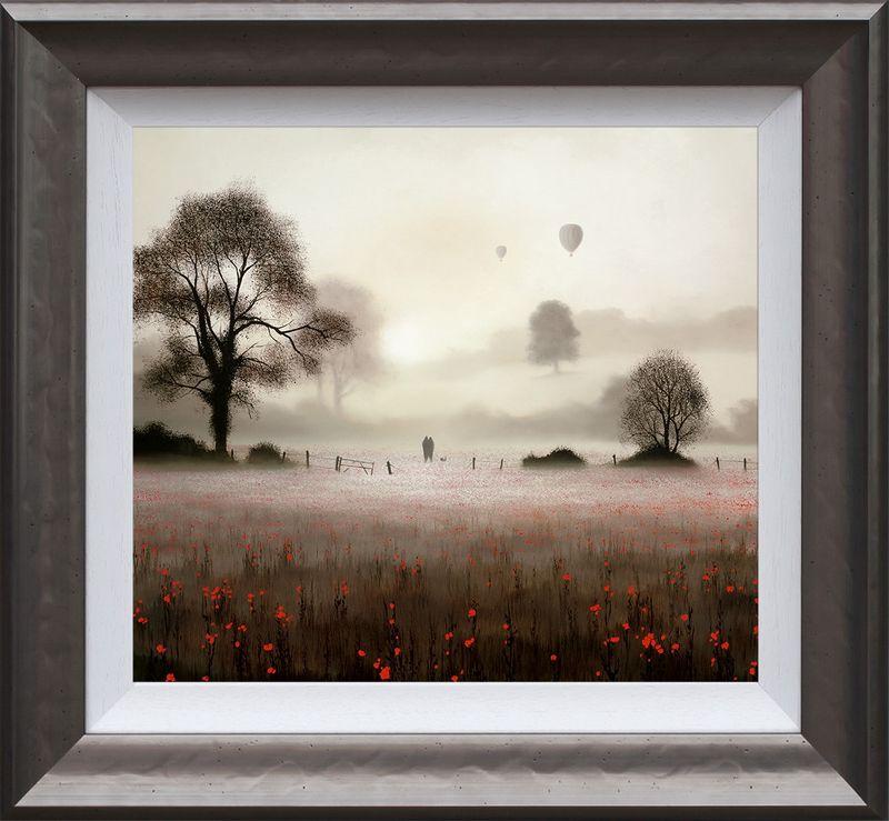Dawn Voyagers - Framed by John Waterhouse