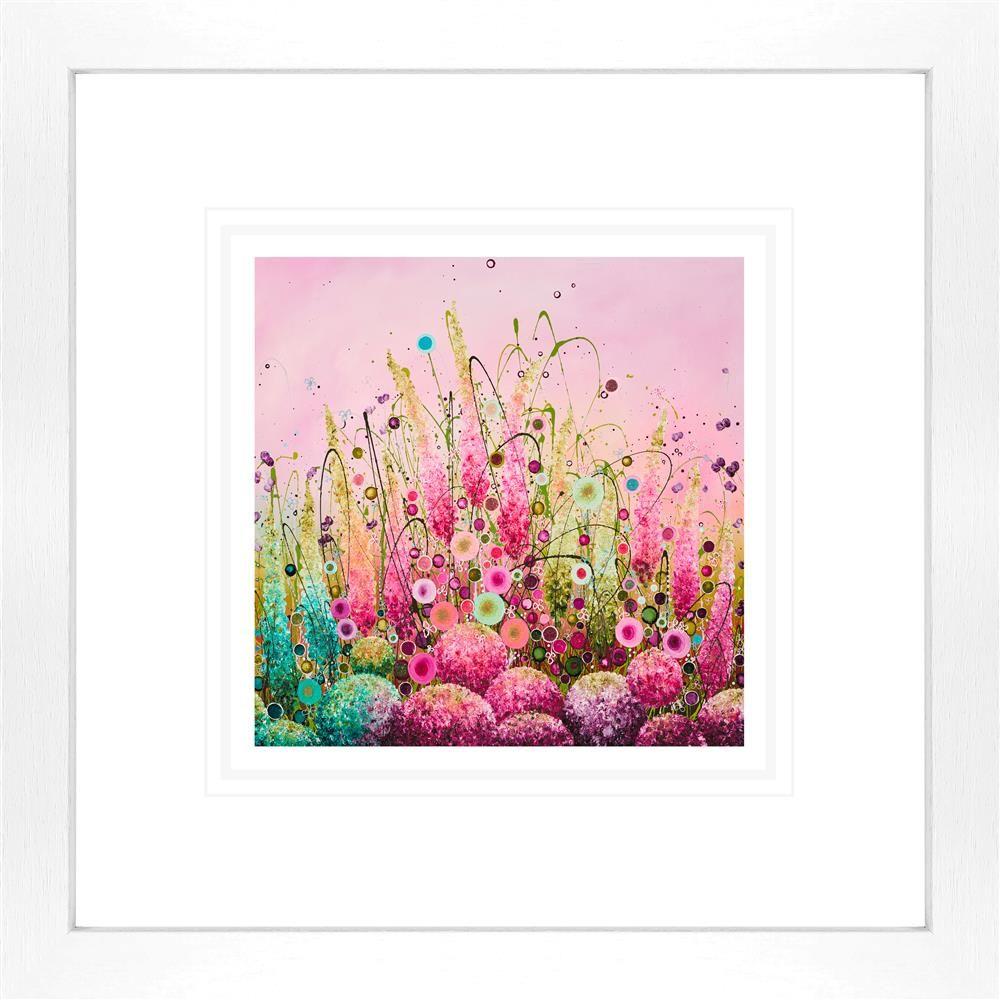 Delicate Splendour - Framed by Leanne Christie