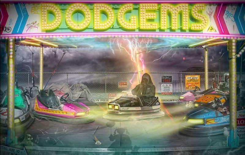 Dodgems by JJ Adams