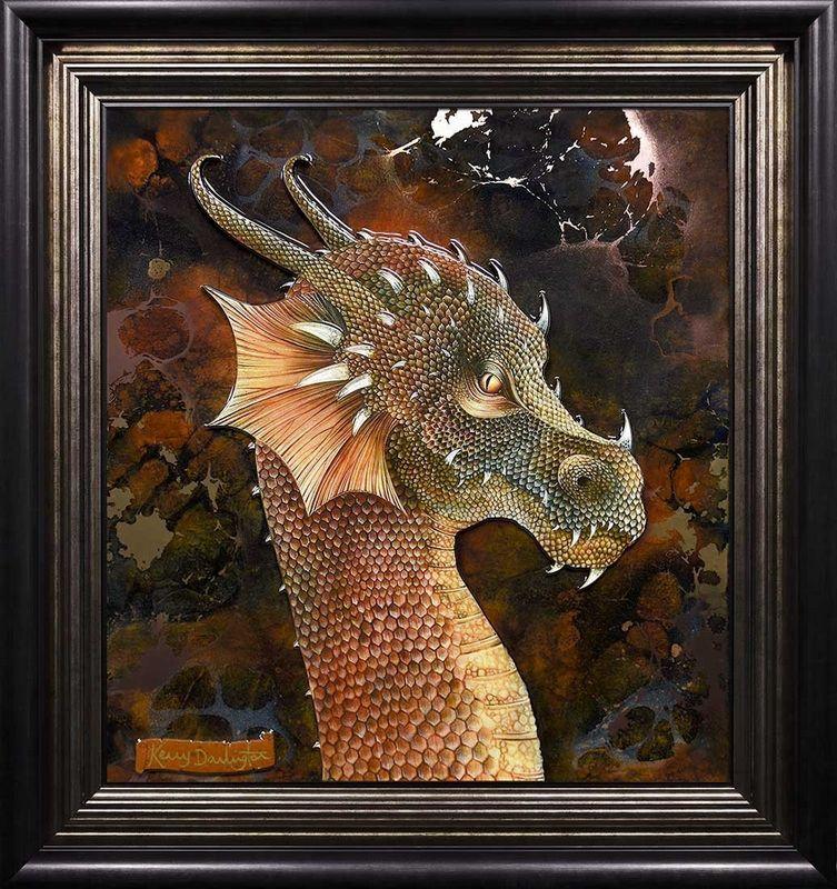 Dragon Of The Underworld by Kerry Darlington