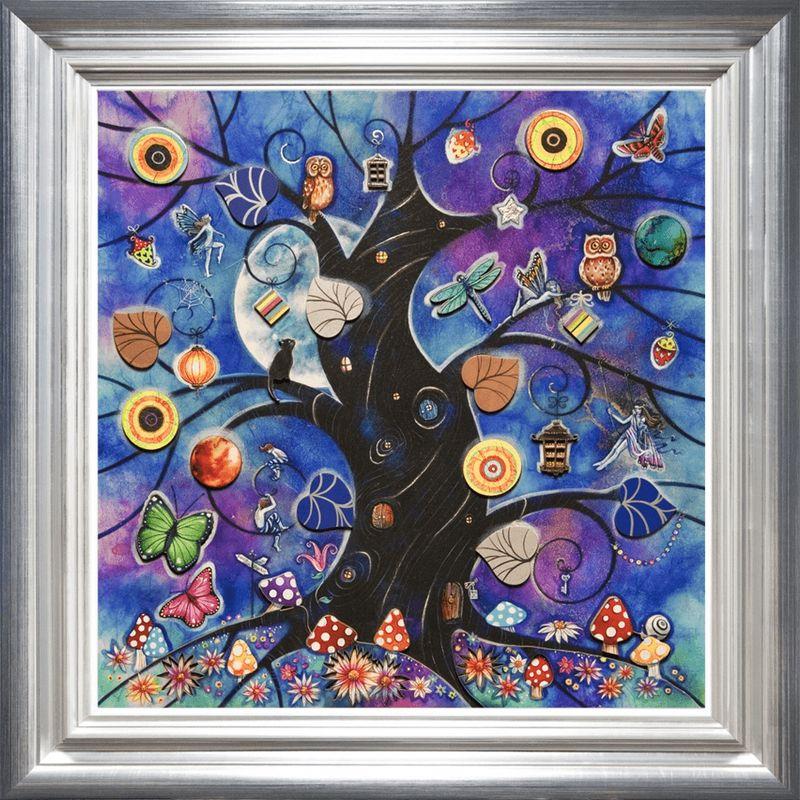 Dream Garden by Kerry Darlington