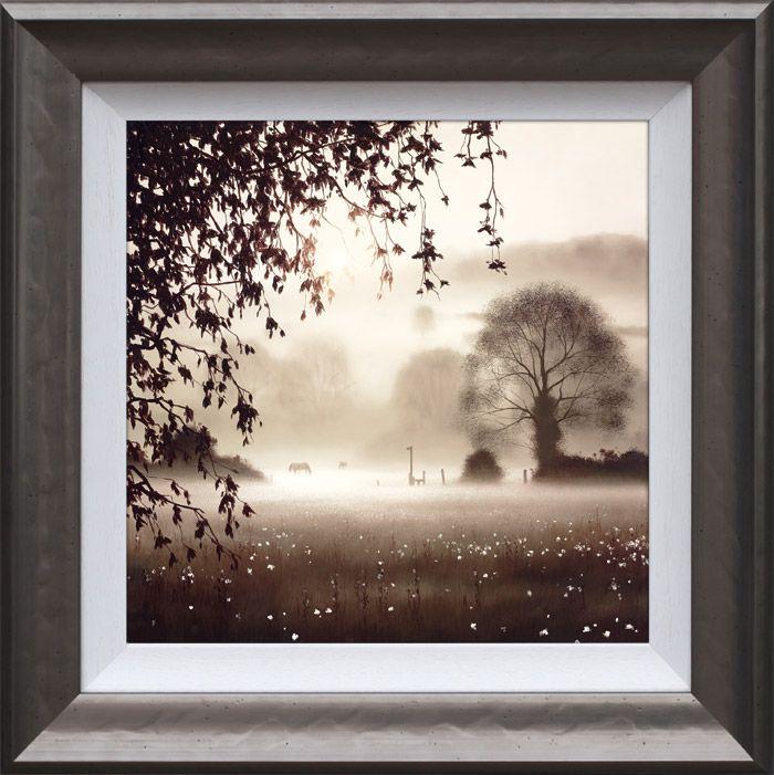 Enchanted Day - Framed by John Waterhouse